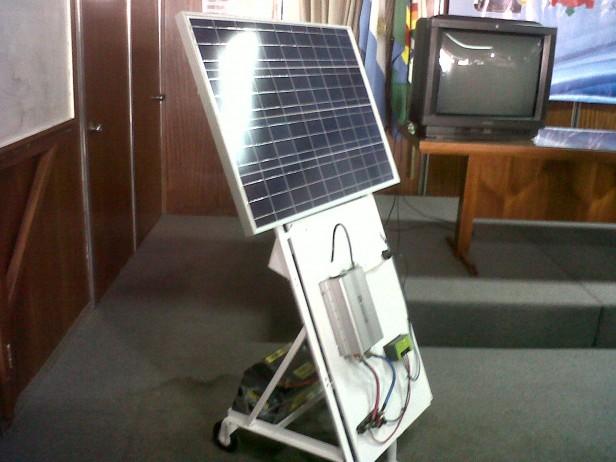 Coopelectric presentó opciones en energía solar