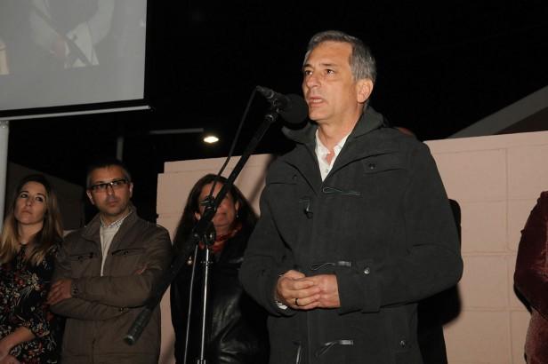 """Eseverri en Loma Negra: """"Que sea un lugar que construya la identidad"""""""