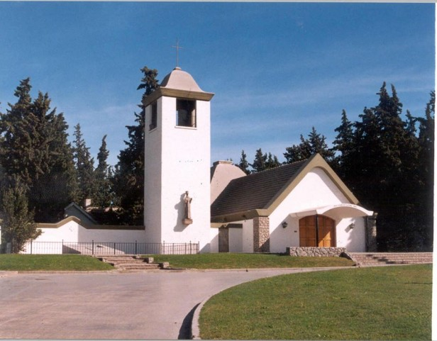 Aniversario de La Parroquia Santa Elena de Loma Negra