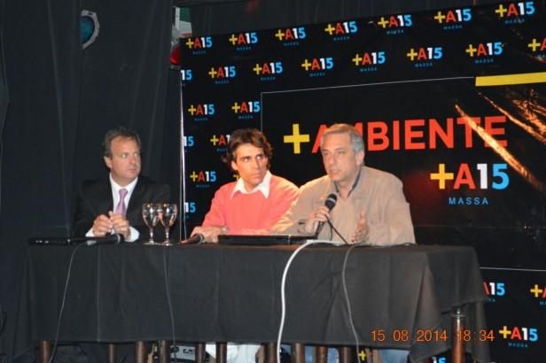 """Coll Areco: """"el medio ambiente en la agenda pública"""""""