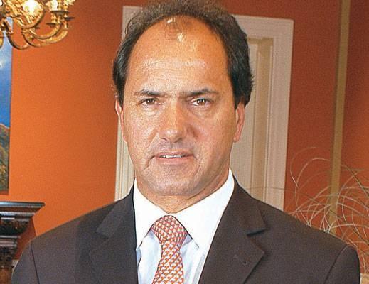 Scioli habló sobre la actualidad del país