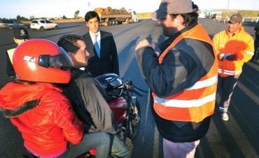 La Provincia labró más de 2.000 infracciones en  rutas