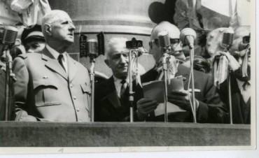 Exposición De Gaulle en América Latina