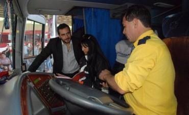 Olavarría: Casi la mitad de los choferes irregulares en la terminal de ómnibus