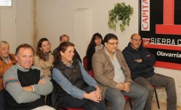 Margarita Arregui: Hacemos trabajo importante en obras de pavimentación