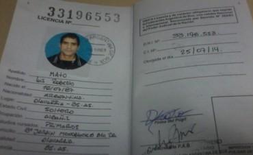 Roberto Mato logró la licencia de boxeador profesional