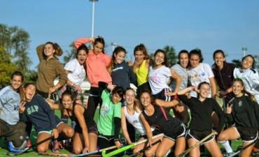 Hockey damas:  Estudiantes al Provincial U16