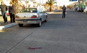 Falleció la mujer atropellada el lunes