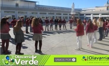 Taller de Consumo Responsable en Colegio Nuestra Señora del Rosario