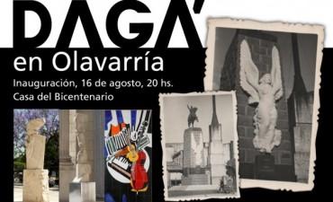 Muestra del escultor Ricardo Dagá