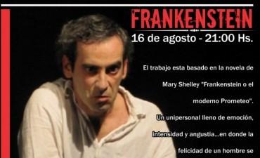 Frankenstein en el Teatro Municipal