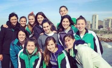 Voleybol: Superlativa actuación de las chicas de Pueblo Nuevo