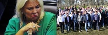 """Polémica por el pase al massismo de """"lilitos"""" de la Provincia"""