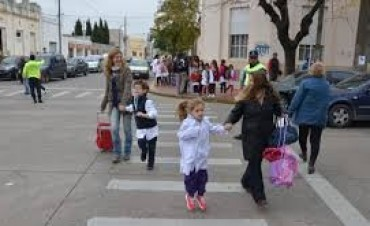 Protección Ciudadana continúa trabajando en seguridad vial en las escuelas
