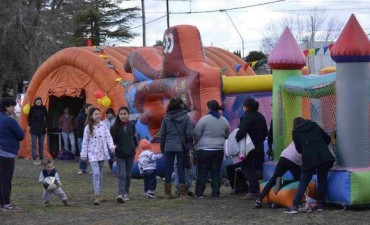 ADEPP festeja el Día del Niño en el barrio Cuarteles