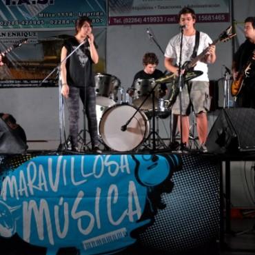 Nueva edición de maravillosa música en Olavarria