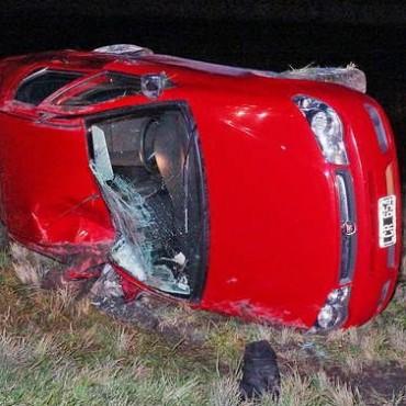 Accidente en Ruta 3