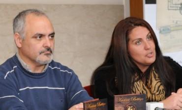 Presentaron el disco de Karina Béttiga