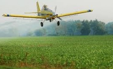 Rige la ordenanza de buen manejo del uso de agroquímicos