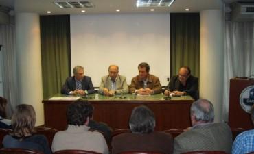 Lanzamiento de la Expo Olavarría en Buenos Aires