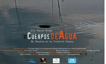 La película Cuerpos de agua se proyecta este jueves en Bolívar