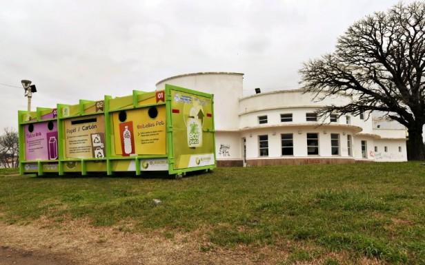 El Ecopunto seguirá en el Parque del Bicentenario durante el mes de agosto