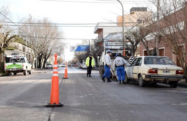 Protección Ciudadana realiza controles de tránsito en distintos puntos de la ciudad