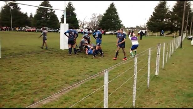 Rugby: Gran triunfo de Los Toros por 23 a 19 ante Remo de Azul
