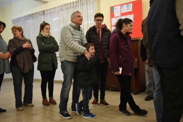 """Eseverri: """" La gente va a votar con mucha libertad como hizo siempre"""""""