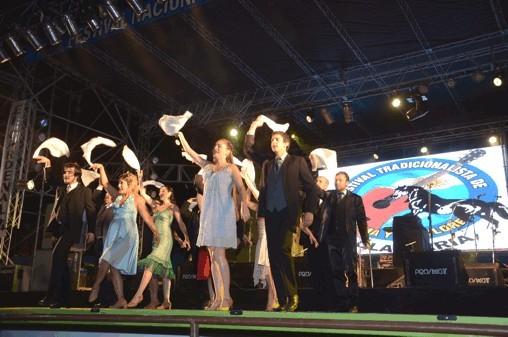 Festival de Doma y Folclore: la TV Pública visitará Olavarría