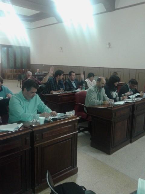 Concejo Deliberante: trámite rápido para la octava sesión ordinaria