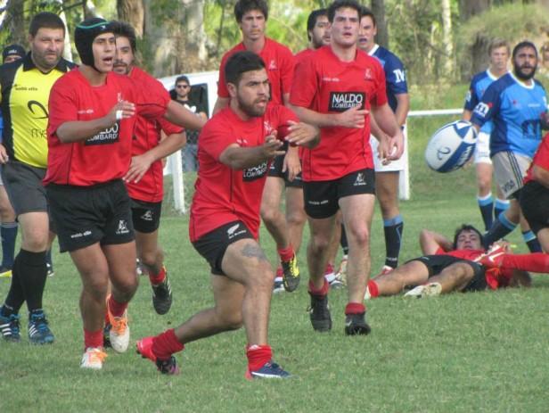 Rugby: Jornada para el olvido