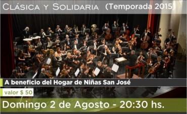 Nuevo concierto del ciclo Clásica y Solidaria