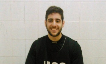 Básquet: Cristian Scaramuzzino, la nueva incorporación de Estudiantes