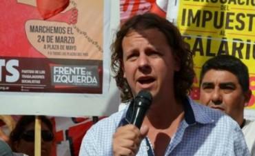 'El FIT tiene el 90% del voto de la izquierda en la Argentina'