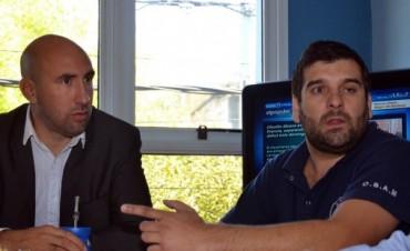 Loma Negra: Valicenti adhirió a la medida de fuerza de AOMA