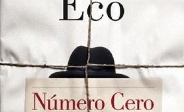Umberto Eco en La Biblioteca