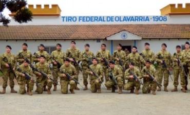 Tiro con Armas Portátiles en el Tiro Federal de Olavarría