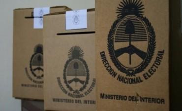 PASO 2015: urnas en escuelas y designación de autoridades de mesa