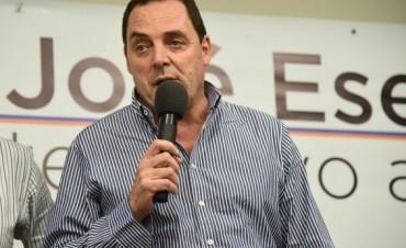 Eseverri ganó la interna del Frente para la Victoria y es el pre-candidato más votado de Olavarría