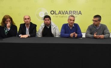 José Eseverri convocó a las instituciones locales para ayudar a los afectados por las inundaciones