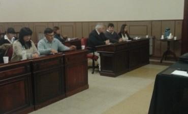 Concejo Deliberante: en rápida sesión se aprobaron los proyectos presentados
