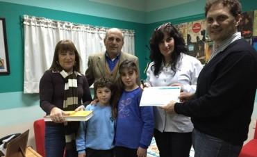 Se entregaron los premios del concurso 'Tu escuela va a la radio'