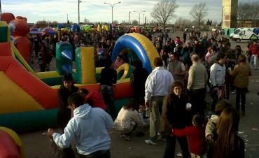 Día del Niño: esperan a miles de familias en el CEMO