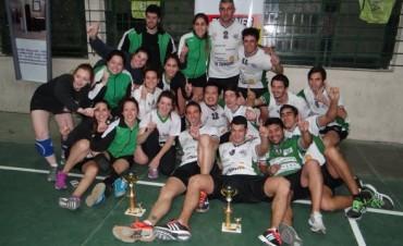 Voley: Con gran suceso se cumplió la copa Ciudad de Olavarria