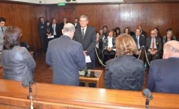 El doctor Daniel Morbiducci juró como Juez de Familia