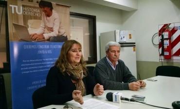 PAMI Olavarría presentó -Tu Historia Tu Derecho-