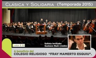 Clásica y Solidaria a beneficio del Colegio Fray Mamerto Esquiú