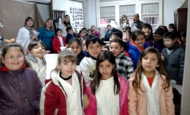 Visita al Archivo Histórico Municipal
