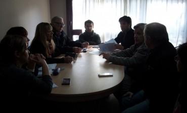 En Azul, se reunió la Comisión de Emergencia Agropecuaria